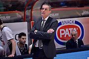 Sandro Dell'Agnello<br /> The FlexX Pistoia Basket - Pasta Reggia Juve Caserta<br /> Lega Basket Serie A 2016/2017<br /> Pistoia 13/02/2017<br /> Foto Ciamillo-Castoria