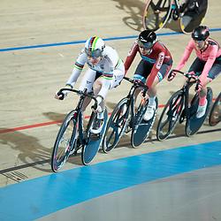 22-12-2019: Wielrennen: NK Baan Omnium: Apeldoorn <br />Wereldkampioene Kirsten Wild pakt de titel op het omnium