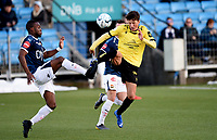 Fotball , 23. mars 2019 , Privatkamp , Strømsgodset - Start<br /> Yacouba Sylla , SIF<br /> Sander Sjøkvist , Start