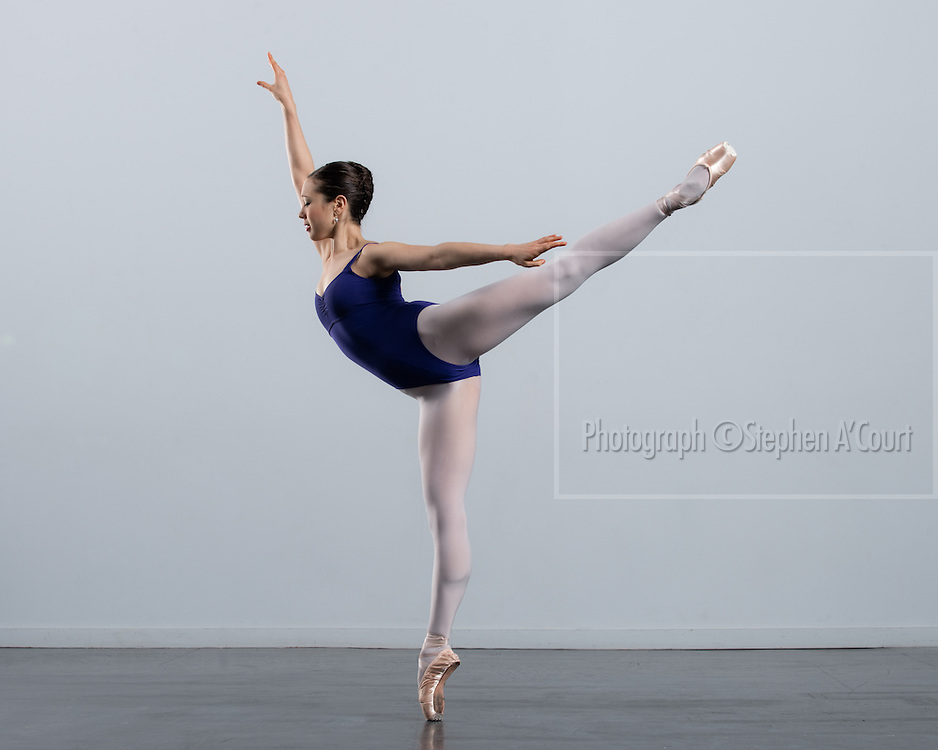 Dancer Ruth Austin.  Photo credit: Stephen A'Court.  COPYRIGHT ©Stephen A'Court
