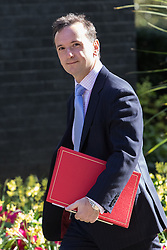 Downing Street, London, May 3rd 2016. Welsh Secretary Alun Cairns arrives at 10 Downing Street for the weekly cabinet meeting. &copy;Paul Davey<br /> FOR LICENCING CONTACT: Paul Davey +44 (0) 7966 016 296 paul@pauldaveycreative.co.uk