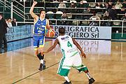 DESCRIZIONE : Avellino Lega A 2011-12 Sidigas Avellino Fabi Shoes Montegranaro<br /> GIOCATORE : Ivan Zoroski<br /> SQUADRA : Fabi Shoes Montegranaro<br /> EVENTO : Campionato Lega A 2011-2012<br /> GARA : Sidigas Avellino Fabi Shoes Montegranaro<br /> DATA : 22/01/2012<br /> CATEGORIA : palleggio schema<br /> SPORT : Pallacanestro<br /> AUTORE : Agenzia Ciamillo-Castoria/A.De Lise<br /> Galleria : Lega Basket A 2011-2012<br /> Fotonotizia : Avellino Lega A 2011-12 Sidigas Avellino Fabi Shoes Montegranaro<br /> Predefinita :