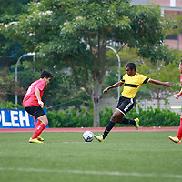 2016 A Div Football: VJC vs MI