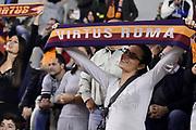 DESCRIZIONE : Roma Lega A 2014-2015 Acea Roma EA7 Emporio Armani Milano<br /> GIOCATORE : tifosi<br /> CATEGORIA : tifosi<br /> SQUADRA : Acea Roma<br /> EVENTO : Campionato Lega A 2014-2015<br /> GARA : Acea Roma EA7 Emporio Armani Milano<br /> DATA : 21/12/2014<br /> SPORT : Pallacanestro<br /> AUTORE : Agenzia Ciamillo-Castoria/Max.Ceretti<br /> GALLERIA : Lega Basket A 2014-2015<br /> FOTONOTIZIA : Roma Lega A 2014-2015 Acea Roma EA7 Emporio Armani Milano<br /> PREDEFINITA :
