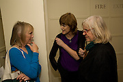 EMILY READ; VIRGINIA FRASER; TESSA KENNEDY, Grandmothers United for ASAP. Vogue House. Hanover Sq. London. 22 October 2008 *** Local Caption *** -DO NOT ARCHIVE -Copyright Photograph by Dafydd Jones. 248 Clapham Rd. London SW9 0PZ. Tel 0207 820 0771. www.dafjones.com