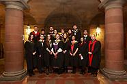 Edinburgh Ceremony Graduation