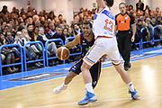 DESCRIZIONE : Brindisi Lega serie A 2013/14 Enel Brindisi Acea Virtus Roma<br /> GIOCATORE : Jordan Taylor<br /> CATEGORIA : Palleggio Fallo<br /> SQUADRA : Acea Virtus Roma<br /> EVENTO : Campionato Lega Serie A 2013-2014<br /> GARA : Enel Brindisi Acea Virtus Roma <br /> DATA : 26/01/2014<br /> SPORT : Pallacanestro<br /> AUTORE : Agenzia Ciamillo-Castoria/GiulioCiamillo<br /> Galleria : Lega Seria A 2013-2014<br /> Fotonotizia : Brindisi Lega serie A 2013/14 Enel Brindisi Acea Virtus Roma<br /> Predefinita :