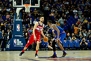 Washington Wizards Tomas Satoransky (31) during the NBA London Game match between Washington Wizards and New York Knicks at the O2 Arena, London, United Kingdom on 17 January 2019.