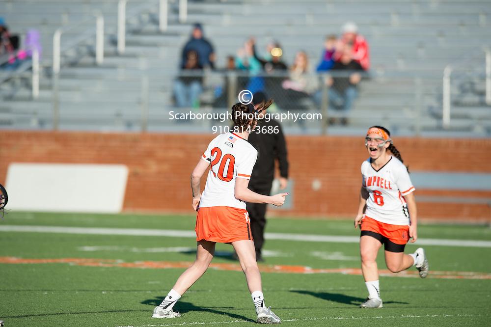 2015 Campbell University Lacrosse vs Furman