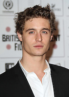 Max Irons The Moet British Independent Film Awards, Old Billingsgate Market, London, UK, 05 December 2010:  Contact: Ian@Piqtured.com +44(0)791 626 2580 (Picture by Richard Goldschmidt)