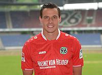 German Soccer Bundesliga 2015/16 - Photocall of Hannover 96 on 13 July 2015 in Hanover, Germany: Edgar Prib