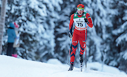 27.11.2016, Nordic Arena, Ruka, FIN, FIS Weltcup Langlauf, Nordic Opening, Kuusamo, Herren, im Bild Sergey Mikayelyan (ARM) // Sergey Mikayelyan of Armenia during the Mens FIS Cross Country World Cup of the Nordic Opening at the Nordic Arena in Ruka, Finland on 2016/11/27. EXPA Pictures © 2016, PhotoCredit: EXPA/ JFK