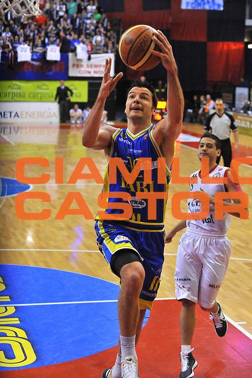 DESCRIZIONE : Biella Lega A 2011-2012 Angelico Biella Fabi Shoes Montegranaro<br /> GIOCATORE : Ivan Zoroski<br /> SQUADRA : Fabi Shoes Montegranaro<br /> EVENTO : Campionato Lega A 2011-2012<br /> GARA :  Angelico Biella Fabi Shoes Montegranaro<br /> DATA : 04/03/2012<br /> CATEGORIA : Penetrazione Tiro<br /> SPORT : Pallacanestro<br /> AUTORE : Agenzia Ciamillo-Castoria/ L.Goria<br /> Galleria : Lega Basket A 2011-2012<br /> Fotonotizia : Biella Lega A 2011-2012 Angelico Biella Fabi Shoes Montegranaro<br /> Predefinita :