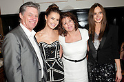 KEN TOINTON;  KARA TOINTON; CAROL PARSELL; HANNAH PARSELL ( KARA'S MUM) for PYGMALION. National Gallery Gallery CafŽ, London.  May 25, 2011,<br /> <br /> <br /> <br />  , -DO NOT ARCHIVE  Copyright Photograph by Dafydd Jones. 248 Clapham Rd. London SW9 0PZ. Tel 0207 820 0771. www.dafjones.com.<br /> KEN TOINTON;  KARA TOINTON; CAROL PARSELL; HANNAH PARSELL ( KARA'S MUM) for PYGMALION. National Gallery Gallery Caf&eacute;, London.  May 25, 2011,<br /> <br /> <br /> <br />  , -DO NOT ARCHIVE  Copyright Photograph by Dafydd Jones. 248 Clapham Rd. London SW9 0PZ. Tel 0207 820 0771. www.dafjones.com.