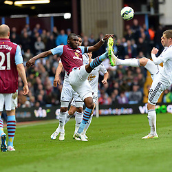 Aston Villa v Swansea | Premier League | 21 March 2015