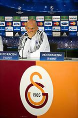 20131022 FC København pressemøde  på Türk Telekom Arena i Istanbul