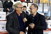 DESCRIZIONE : Roma Lega A 2014-2015 Acea Roma Banco di Sardegna Sassari<br /> GIOCATORE : Gianni Giovanni Petrucci Valentini<br /> CATEGORIA : Vip<br /> SQUADRA : <br /> EVENTO : Campionato Lega A 2014-2015<br /> GARA : Acea Roma Banco di Sardegna Sassari<br /> DATA : 02/11/2014<br /> SPORT : Pallacanestro<br /> AUTORE : Agenzia Ciamillo-Castoria/GiulioCiamillo<br /> GALLERIA : Lega Basket A 2014-2015<br /> FOTONOTIZIA : Roma Lega A 2014-2015 Acea Roma Banco di Sardegna Sassari<br /> PREDEFINITA :