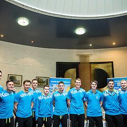 20160401: SLO, Handball - Training camp of Slovenian National Handball Men Team in Catez