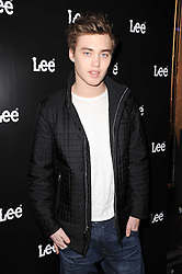 Musician ALEX GARDNER at the Lee store re-launch party held at 13-14 Carnaby Street, London on 31st March 2010.