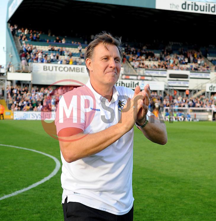 Phil Kite - Mandatory by-line: Neil Brookman/JMP - 07966386802 - 31/07/2015 - SPORT - FOOTBALL - Bristol,England - Memorial Stadium - Bristol Rovers v West Brom - Pre-Season Friendly