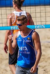 23-08-2019 NED; DELA NK Beach Volleyball Qualification, Scheveningen<br /> First day NK Beachvolleyball / Bernard Heijting