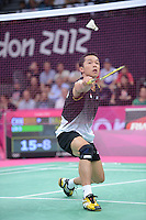 Taufik Hidayat, Indonisia, Olympic Badminton London Wembley 2012