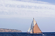 Lulworth racing at The Superyacht Cup