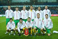 081119 Denmark v Wales