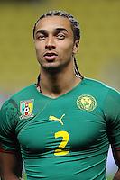 Fussball International, Italienische Nationalmannschaft  Italien - Kamerun 03.03.2010 Benoit Assou Ekotto (Kamerun)