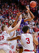 NCAA Basketball - Indiana Hoosiers vs Northwestern Wildcats - Bloomington, In