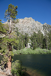 """Eagle Lake 3"" - Photograph of Eagle Lake in the Tahoe Desolation Wilderness."