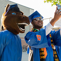 2019 Spring Commencement Morning