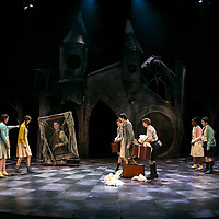 Beauty & The Beast;<br /> Chichester Festival Theatre;<br /> Chichester, West Sussex;<br /> 15th December 2017.<br /> <br /> © Pete Jones<br /> pete@pjproductions.co.uk