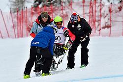 Downhill, SIKORSKI Igor, LW11, POL at the WPAS_2019 Alpine Skiing World Championships, Kranjska Gora, Slovenia