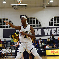 Women's Basketball: North Carolina Wesleyan College Bishops vs. St. Mary's College of Maryland Seahawks