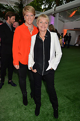 CLARE BALDING and ALICE ARNOLD at the Glamour Women of The Year Awards in Association with Next held in Berkeley Square Gardens, Berkeley Square, London on 3rd June 2014.