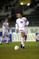 12.10.2002, Olympic Stadium, Helsinki, Finland..UEFA European Championship Qualifying match, Group 9, Finland v Azerbaijan..Jari Litmanen - Finland.©Juha Tamminen