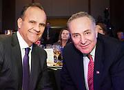 Joe Torre & Senator Chuck Schumer