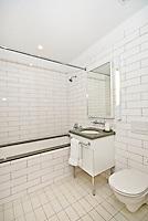 Bathroom at 330 Spring Street