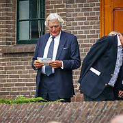 NLD/Huizen/20180818 - uitvaart Bert Verwelius, Cor Zadelhoff