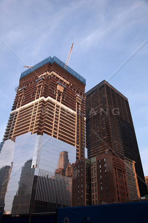 construction of new buildings in New York City