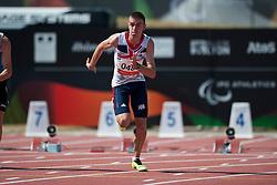 WHITELEY Lee, GBR, 100m, T38, 2013 IPC Athletics World Championships, Lyon, France