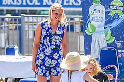 Nuffield Health stand - Ryan Hiscott/JMP - 19/07/2018 - FOOTBALL - Memorial Stadium - Bristol, England - Bristol Rovers Open Day