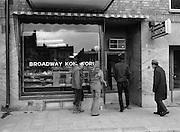 Broadway konditori