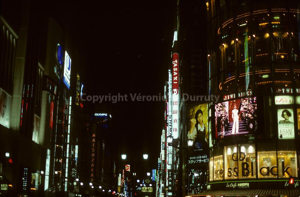 Tokyo City Of Lights