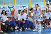 DESCRIZIONE : Cagliari Qualificazioni Europei 2011 Italia Belgio<br /> GIOCATORE : Giorgia Sottana<br /> SQUADRA : Nazionale Italia Donne<br /> EVENTO : Qualificazioni Europei 2011<br /> GARA : Italia Belgio<br /> DATA : 20/08/2010 <br /> CATEGORIA : Esultanza<br /> SPORT : Pallacanestro <br /> AUTORE : Agenzia Ciamillo-Castoria/M.Gregolin<br /> Galleria : Fip Nazionali 2010 <br /> Fotonotizia : Cagliari Qualificazioni Europei 2011 Italia Belgio<br /> Predefinita :