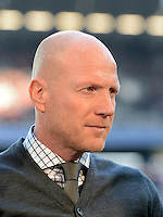 FUSSBALL   1. BUNDESLIGA  SAISON 2012/2013   13. Spieltag FC Bayern Muenchen - Hannover 96     24.11.2012 Sportvorstand Matthias Sammer (FC Bayern Muenchen)
