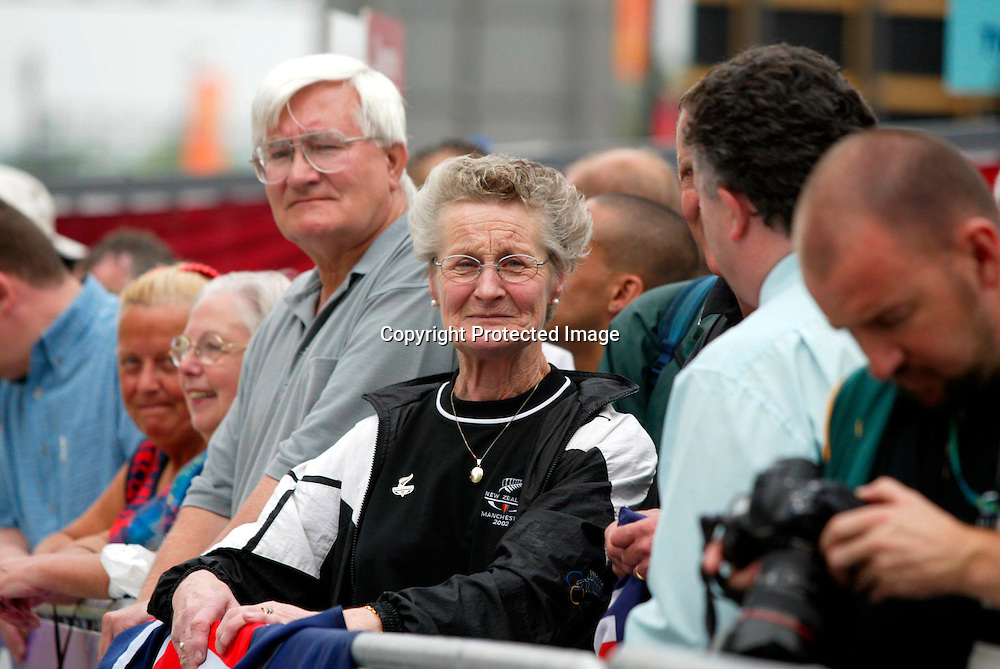 24 July 2002, Commonwealth Games, Men's 50km Walk-Final, Manchester, England.<br />