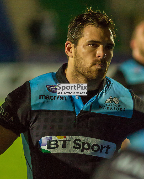 Sean Lamont looking dejected after the defeat to Munster (c) ROSS EAGLESHAM | StockPix.eu