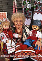 Pittsburgh, PA, Folk Crafts, Slovakian Dolls